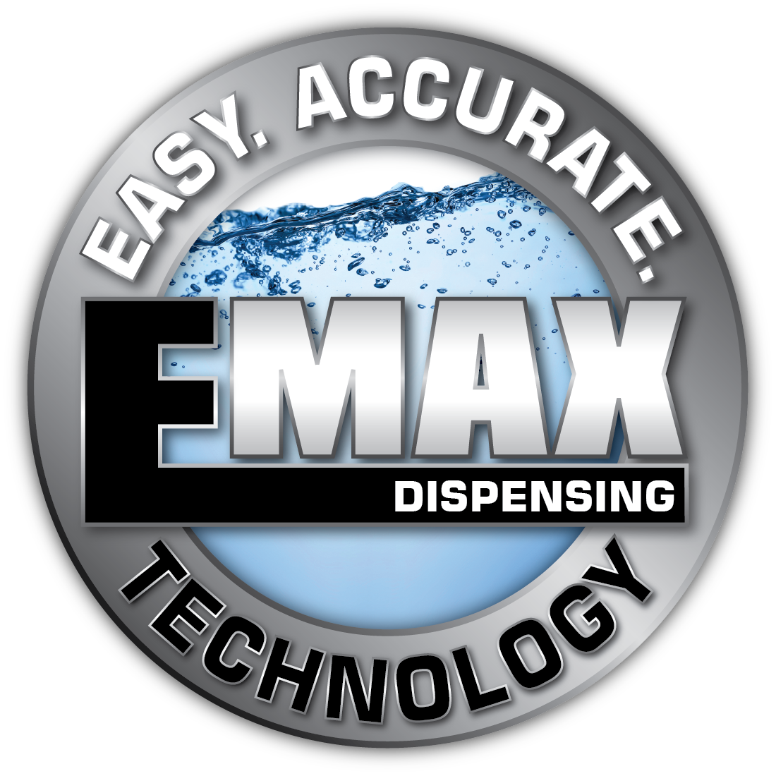 We have an equipment option for you. Image showcasing product line of EMax